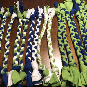 puppy tugs braided pull play toys