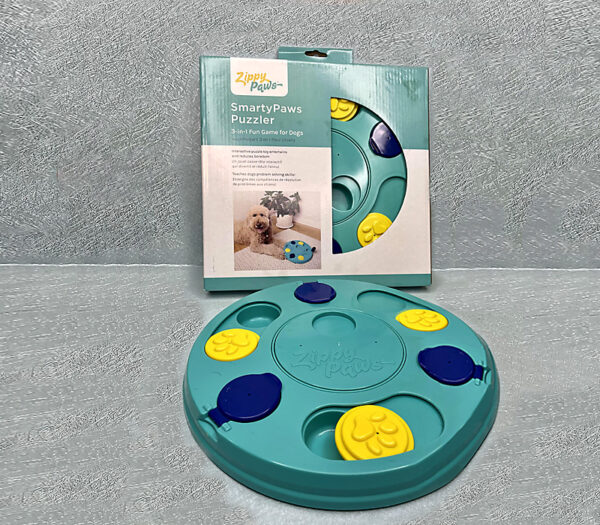 Food Puzzle Toy Canine Enrichment educanine training services lehigh valley pa